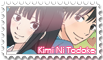 Kimi ni Todoke Stamp by AdryJustend
