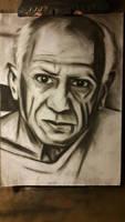 Pablo Picasso (in progress)