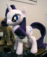 Rarity plush by hystree
