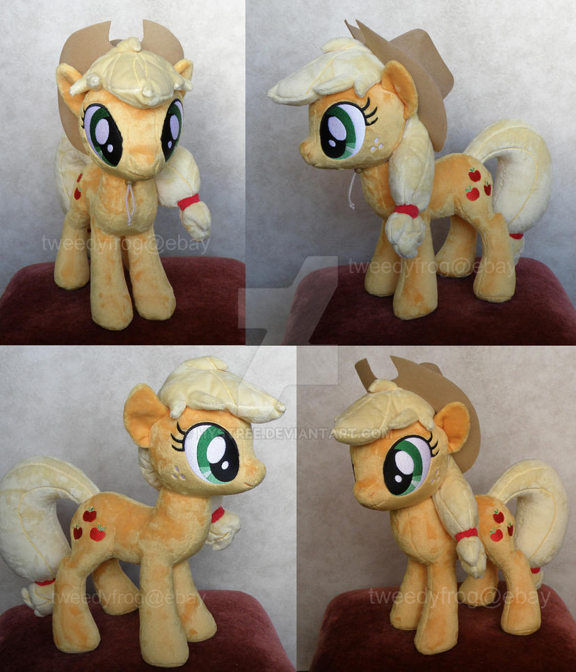 Applejack by hystree