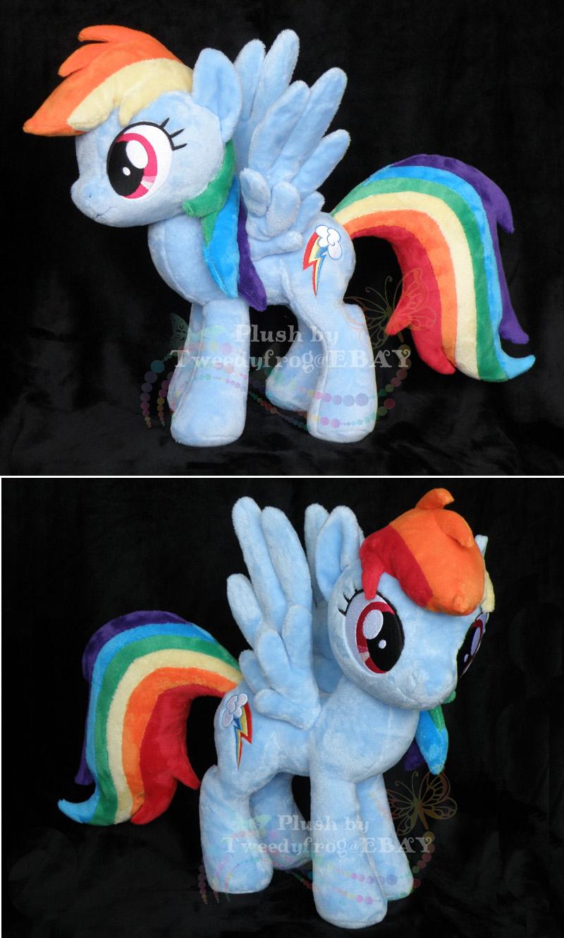 Rainbow Dash v2 by hystree