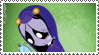 Ruby Gloom Misery Stamp by Dunenilo