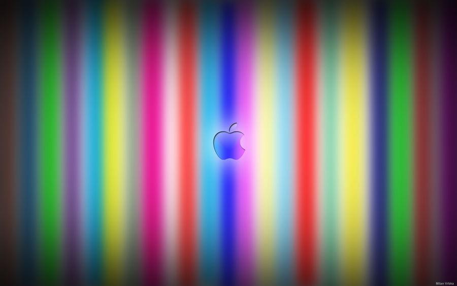 Mac Stripes Wallpaper HD by GiGaNToR90