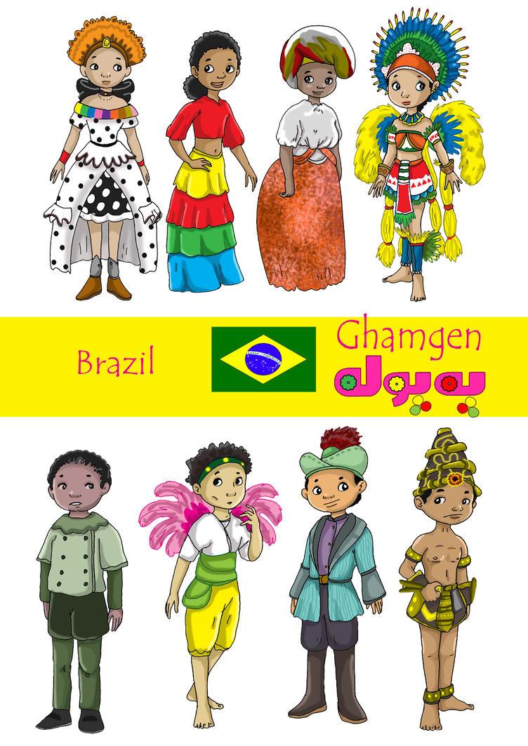 Brazilian fashion clothing