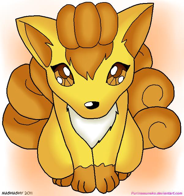 Pokemon Shiny Vulpix C...