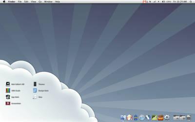 Clouds Screenshot 3-13-09