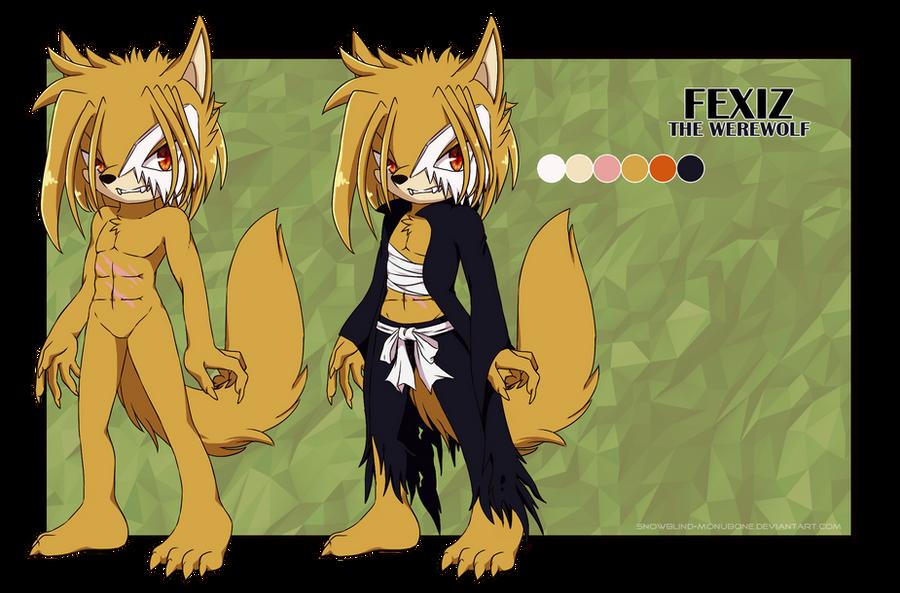 Fexiz Dogglas by Snowblind-Monubone