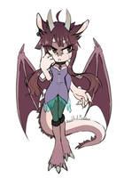 Sonic Adoptable: Dragon [CLOSED] by Snowblind-Monubone