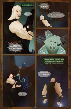 Riddick v Oz Winged Monkeys