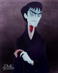 Barnabas Collins by jackcrowder
