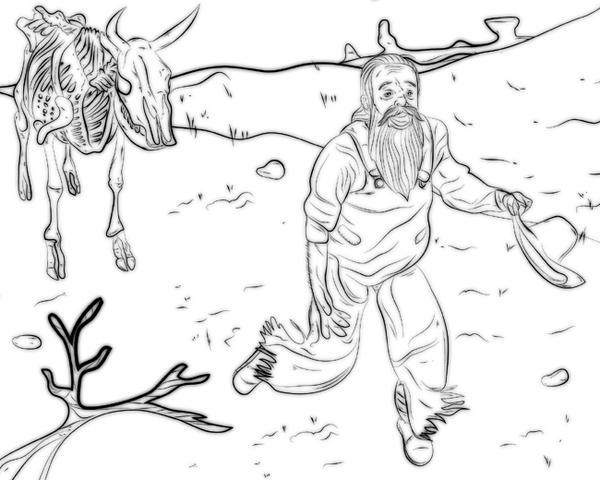 Devil Steer