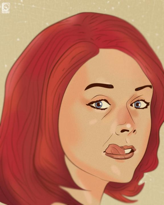 Are not kelly odonald pics redhead