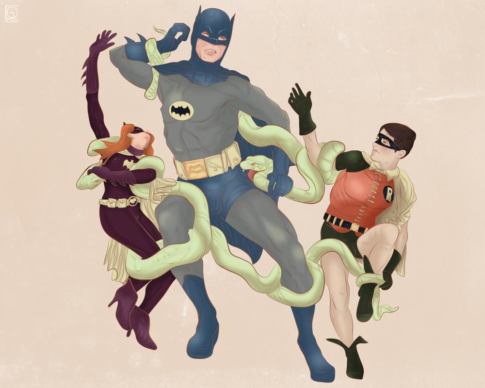 Batman of Rhodes by jackcrowder