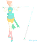 MMD Download: Pearl's Spear