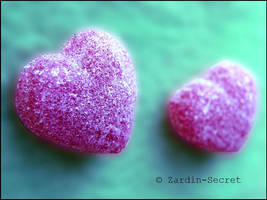 Petit coeur en sucre by zardin-secret