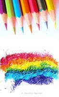 arc en crayons by zardin-secret