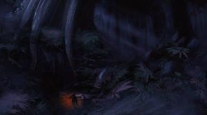 Dark Forest 3 by jontorresart