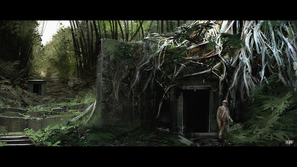 jungle ruins by daemonstar - photo #15