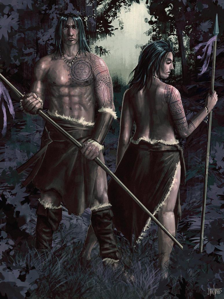 Barbarians by jontorresart