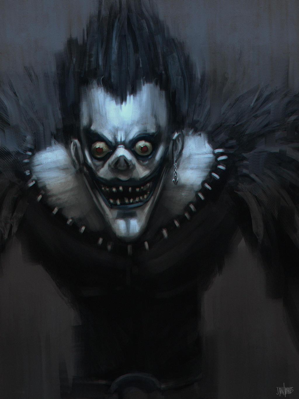 Death Note Fanart By Jontorresart On DeviantArt