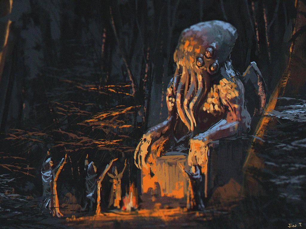 Cult of Cthulhu by jontorresart on DeviantArt