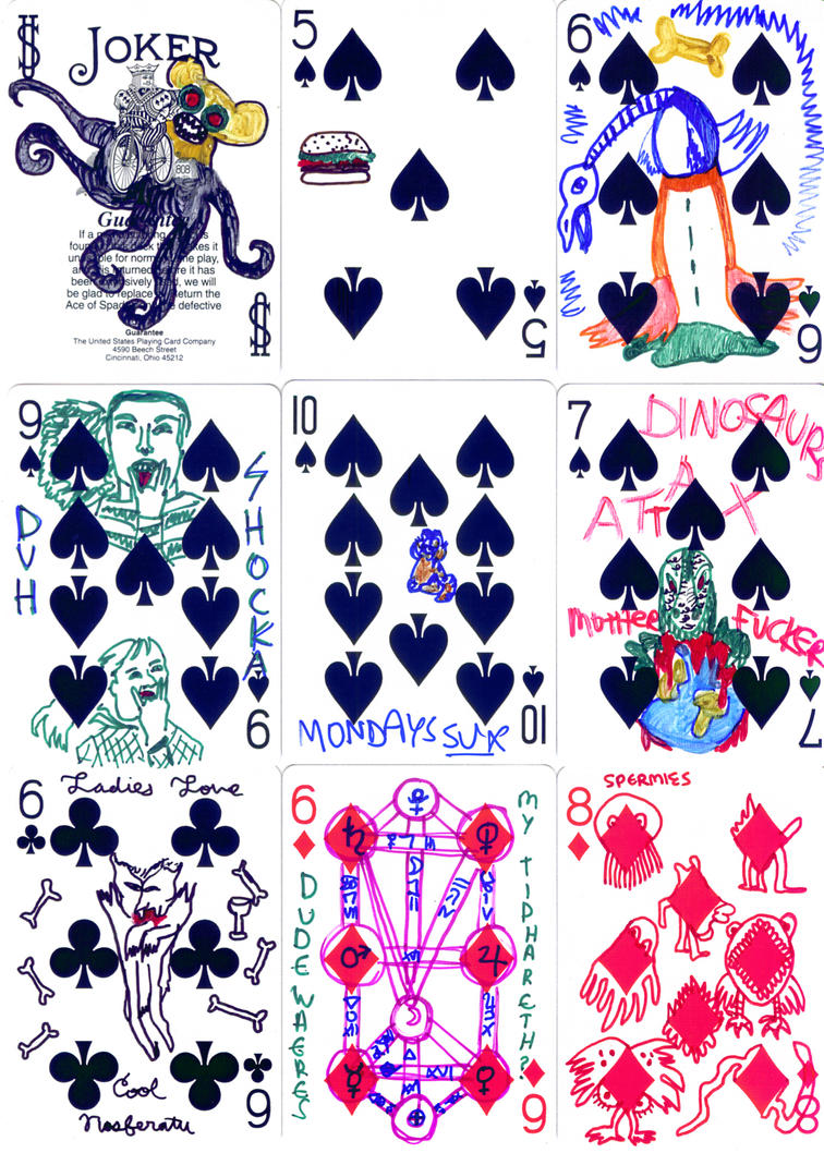 Fixed Cards - second batch by cindileper