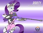 Rarity - Overwatch of Equestria