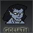 Gargoyles Goliath Pixel Test by BrJ-exe
