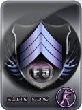 Logo Team - Elite Five Cs 1.6 by BrJ-exe