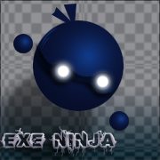 My avatar Ninja Ball by BrJ-exe