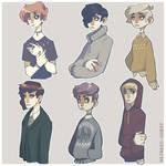 6 Boys