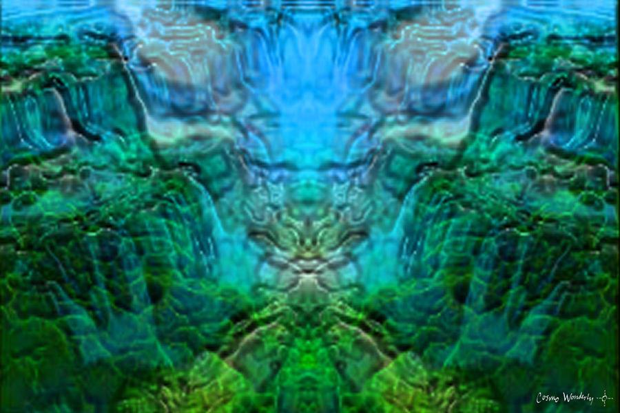 Underwater Canyon by CosmoWonderly on DeviantArt