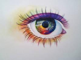 Rainbow by trikoloma