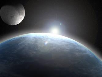World View by archangelhunter