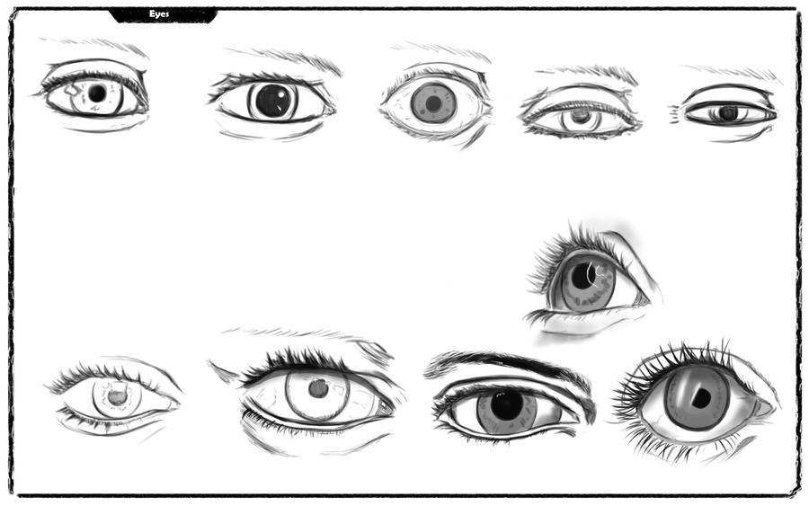 Eyes 2 by Dale-Walters