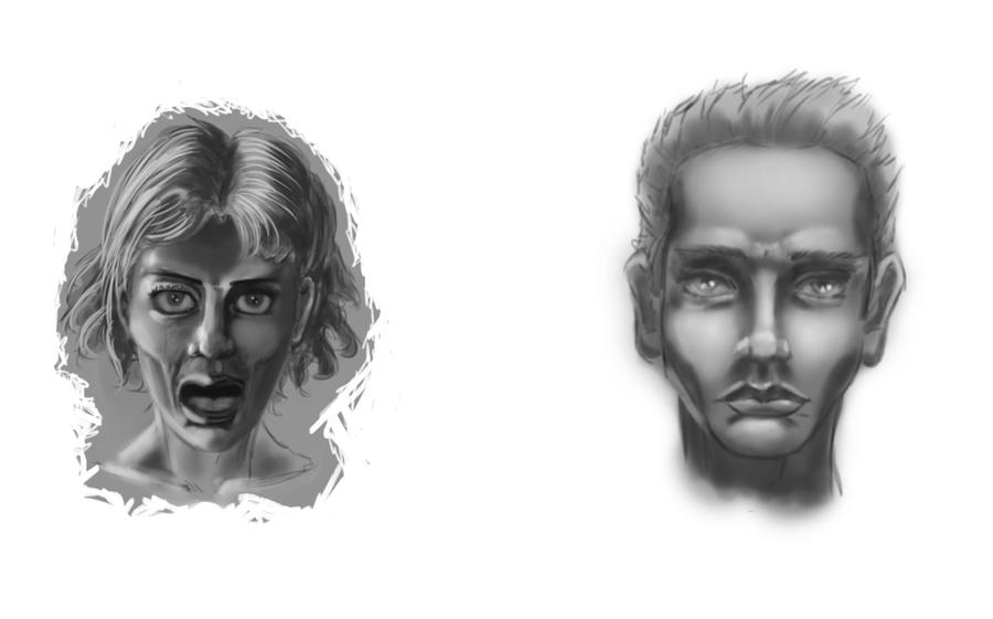 Faces Coloured by Dale-Walters