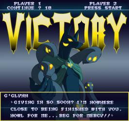 G'glynn Wins! by Alucard009