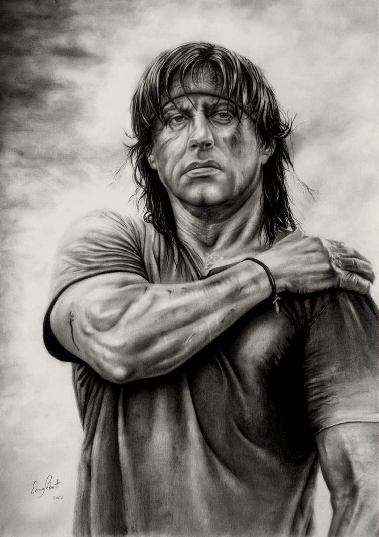 Sylvester Stallone by ...