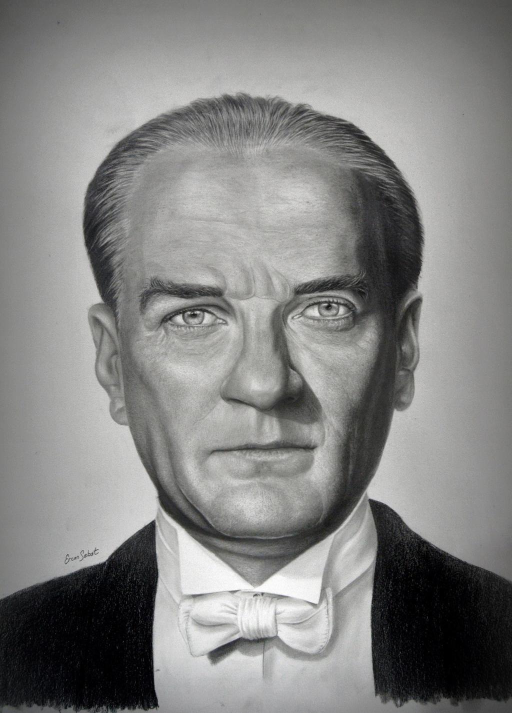 mustafa kemal ataturk Mustafa kemal atatürk, později znám jako ghazi mustafa kemal paša, kemal atatürk a kamâl atatürk, (19 května 1881, soluň – 10 listopadu 1938, istanbul) byl turecký vojevůdce a státník, zakladatel a první prezident turecké republiky.