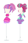 Crystal Wings Outfits