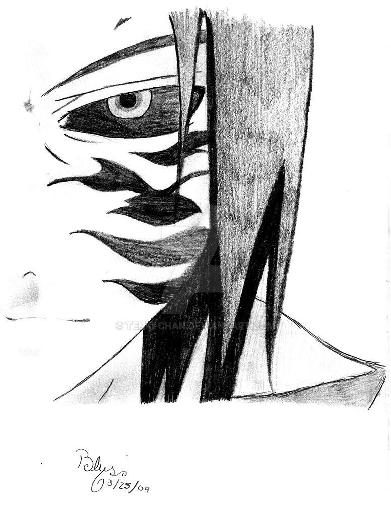 Sasuke Curse Mark by Tenki-chan on DeviantArt