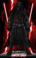 Darth Sirus SITH OUTFIT by STEADY86