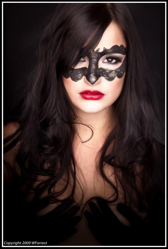 Masked Beauty by gmesh