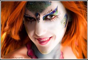 Vision of a Mermaid by gmesh