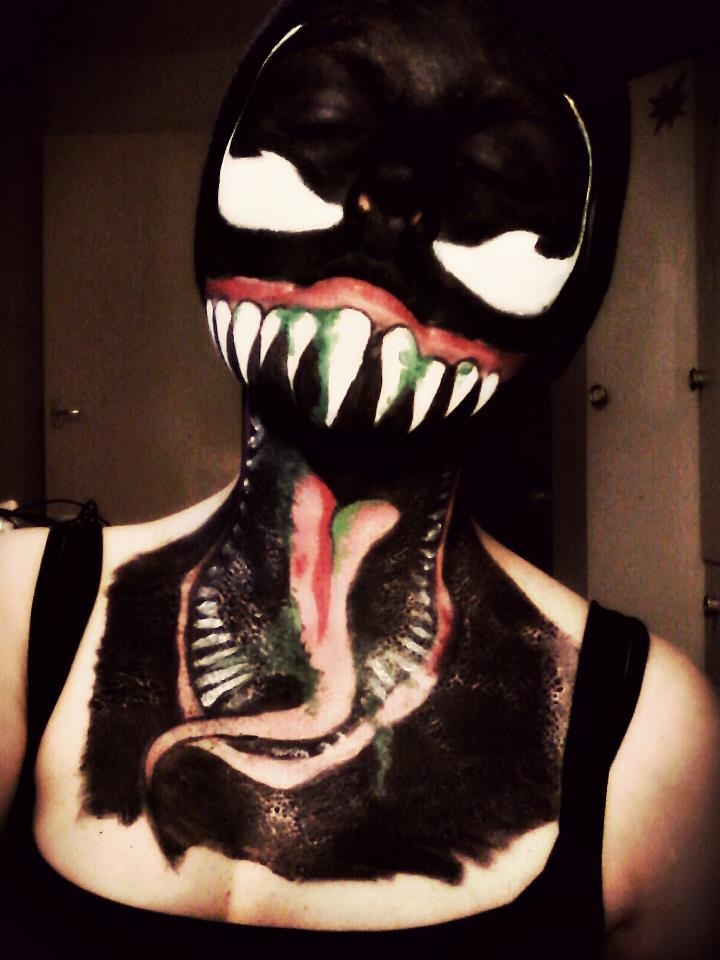 Venom by Onii-Jurai