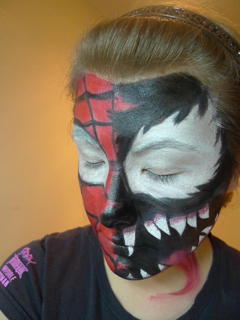 Spiderman Vs Venom Look By Addieduck On DeviantART
