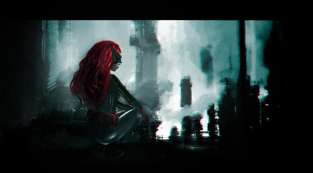 Batwoman by fantasy-fairy