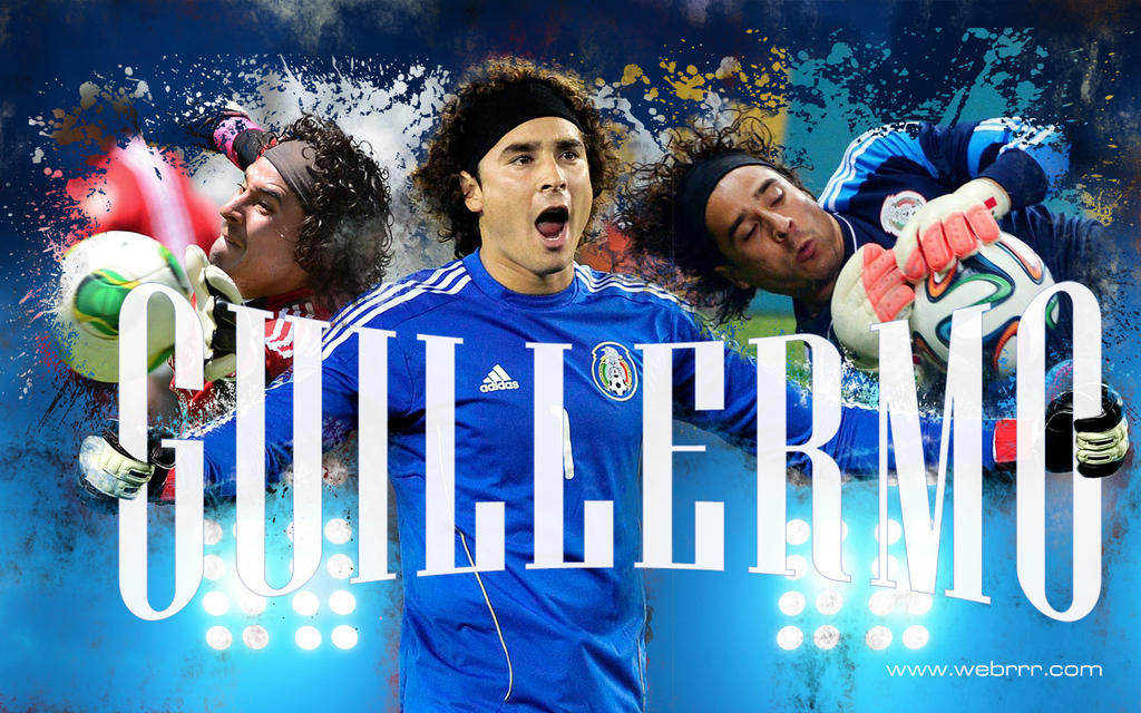 Mexican goalkeeper guillermo ochoa wallpaper by cmilinds - Guillermo ochoa wallpaper ...