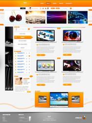 Orange Heaven by Freestyler92