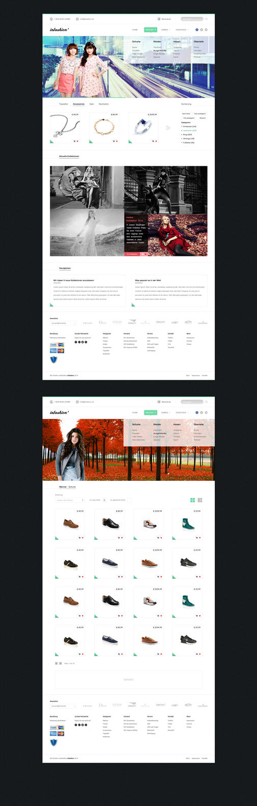 Free Shop Design by Freestyler92